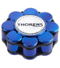 Прижим (клэмп) для пластинок Thorens Stabilizer Blue in Wooden Box