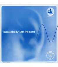 Тестовая грампластинка Clearaudio Trackability Test Record, LPT83063