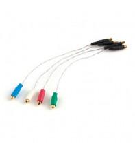 Комплект кабелей для площадки (headshell) крепления картриджа Headshell Cable Set 6N AC008/S
