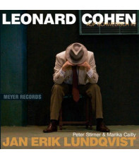 Тестовый CD-диск Clearaudio Jan Erik Lundqvist - Leonard Cohen Auf Schwedisch Vol.2 (Meyer rec. no.148)
