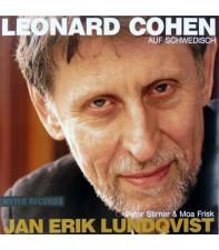 Тестовый CD-диск Clearaudio Jan Erik Lundqvist – Leonard Cohen Auf Schwedisch (Meyer rec. no. 142)