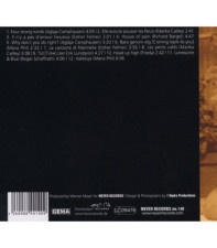 Тестовый CD-диск Clearaudio Volume One - Various Artists (CDMR140)