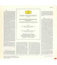 Tschaikowsky - Klavierkonzert Nr. 1 B-Moll (Deutsche Grammophon 2530112, 180 gram vinyl) Germany, Ne