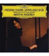 Marta Argerich - Frederic Chopin (2530721, 180 gramm) Deutsche Grammophon/Ger. New & Original Sealed