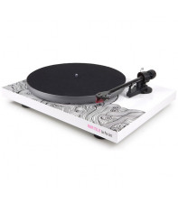 Pro-Ject Debut Carbon DC Esprit PS01 White Wave 2M Red