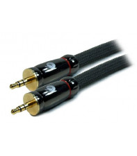 Fisual 0.6m Super Pearl 3.5mm Jack to Jack Cable