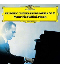 Frédéric Chopin: Études Op. 10 & Op. 25 Maurizio Pollini, Piano