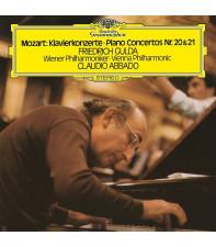 W.A. Mozart - Piano Concertos Nr. 20 & 21, Wiener Philharmoniker,Claudio Abbado,Friedrich Gulda