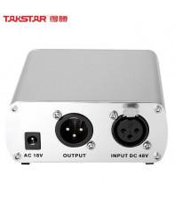 Блок питания +48В для микрофонов Takstar PM-5