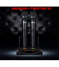 Радиосистема TAKSTAR X3