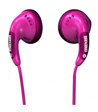 Наушники Maxell Colour Budz Pink