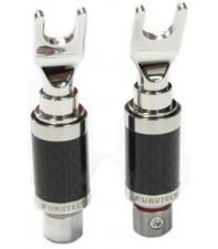Коннекторы лопатки Furutech CF-201(R)