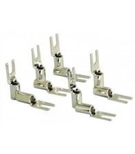 Коннекторы лопатки Furutech FP-209-10(R) набор из 10 шт