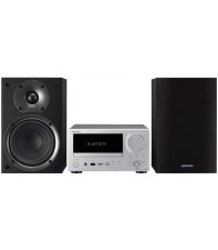 CD-мини система с Bluetooth Onkyo CS-375D Silver-Black