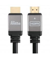 Кабель HDMI v2.0 Postta P-50