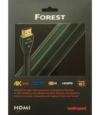 HDMI кабель AudioQuest HDMI Forest 2м версия 2.0