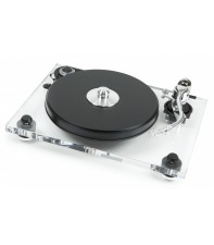 Pro-Ject 2 XPERIENCE DC ACRYL S-Shape 2M Silver