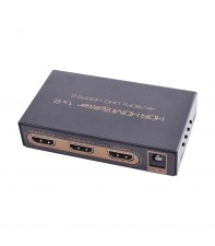 HDMI сплиттер 1x2 4K/60 Гц AirBase K-SP12A4K