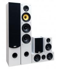 Комплект акустики Taga Harmony TAV–506 v.2 Set White