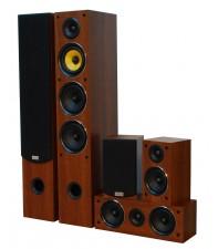 Комплект акустики Taga Harmony TAV-506 v.2 Set Walnut