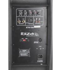 Активная акустическая система IBIZA XTK15A