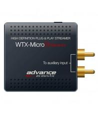 Беспроводной HiFi стример Advance Acoustic WTX-Microstream Черный