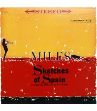 LP Miles Davis - Sketches of Spain
