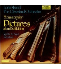 Виниловый диск LP Moussorgsky - Pictures at an Exhibition