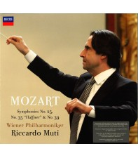 LP Riccardo Muti & Wiener Philharmoniker: Mozart