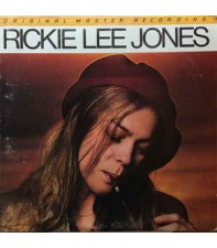 LP Rickie Lee Jones ‎– Rickie Lee Jones