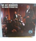 LP The Oscar Peterson Trio ‎– We Get Requests