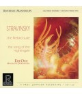 LP STRAVINSKY - THE FIREBIRD SUITE/THE SONG OF THE NIGHTINGALE