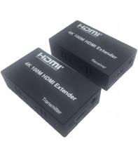 Передатчик HDMI по одной витой паре AirBase IB-4K100