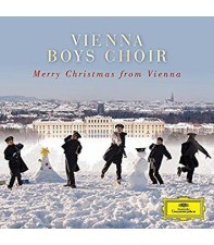 Виниловый диск LP VIENNA BOYS CHOIR - MERRY CHRISTMAS FROM VIENNA