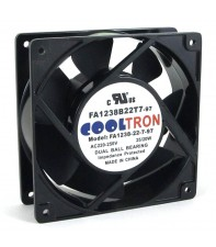 Вентилятор 230V AC Cooltron Fan 120mm x 38mm High Speed