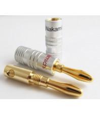 Разъемы акустические (бананы) Nakamichi BFA 0534B