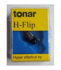 Головка звукоснимателя, тип ММ Tonar H-Flip (Hyper elliptical tip)