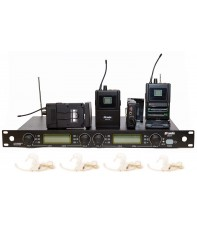 Радиосистема DV audio MGX-44B c гарнитурами