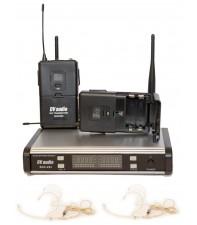 Радиосистема DV audio BGX-224 Dual с гарнитурами