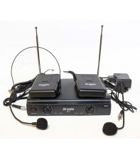 Радиосистема DV audio B-2 с гарнитурами