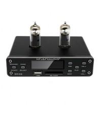 Ламповый плеер и предусилитель FX-Audio DP-02 Black