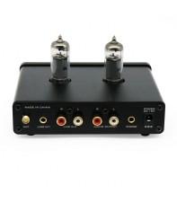Ламповый предусилитель FX-Audio DP-02 Black