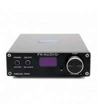 Bluetooth усилитель FX-Audio D802C Pro 2 х 80 Вт Black
