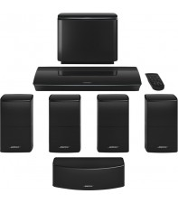 Bose Lifestyle 600 home entertainment system, blасk