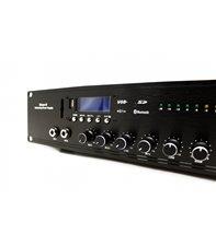 Трансляционный усилитель мощности SKY SOUND PA-150D (4-ZONE)