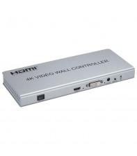 HDMI контроллер видеостены AirBase IB-VW22 1.4 4K