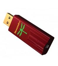 Усилитель для наушников Audioquest Dragonfly DAC Red EU
