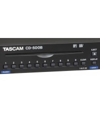 CD проигрыватель Tascam CD-500В
