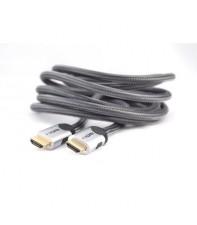 Кабель HDMI MT-Power HDMI 2.0 SILVER 0.8 м