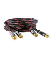 Межблочный кабель MT-Power DIAMOND RCA 0.8 м